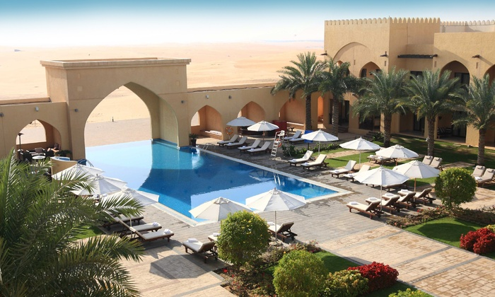 tilal liwa hotel in al gharbia abu dhabi groupon getaways. Black Bedroom Furniture Sets. Home Design Ideas