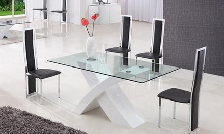 Tavolo da soggiorno x groupon for Groupon shopping arredamento