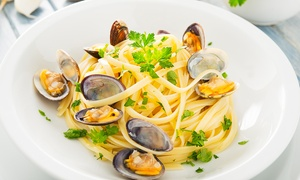 Lorenzo's: Italian Dinner and Drinks for Two or Four at Lorenzo's (Up to 51% Off). Four Options Available.