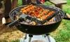 Griglia per barbecue Kasanova
