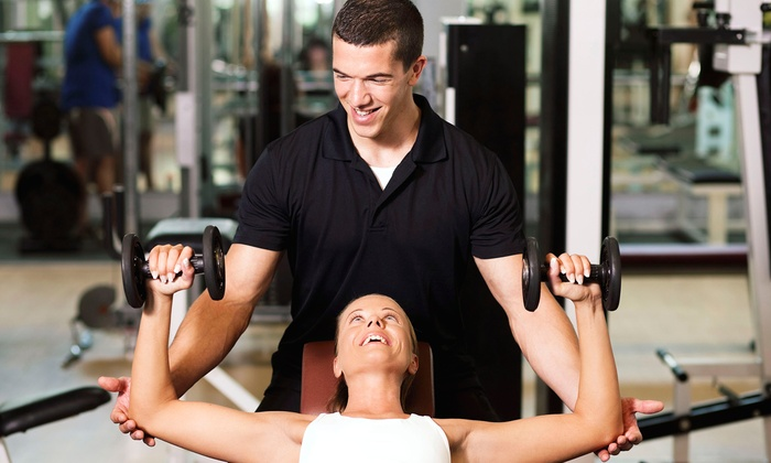 Fitness 19 - Evansville: One- or Two-Month Gym Membership with Personal-Training Sessions at Fitness 19 (Up to 64% Off)