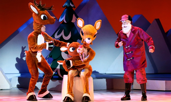 """Rudolph the Red-Nosed Reindeer: The Musical"" - State Theatre: ""Rudolph the Red-Nosed Reindeer: The Musical"" on December 21 at 3 p.m. or 6 p.m."