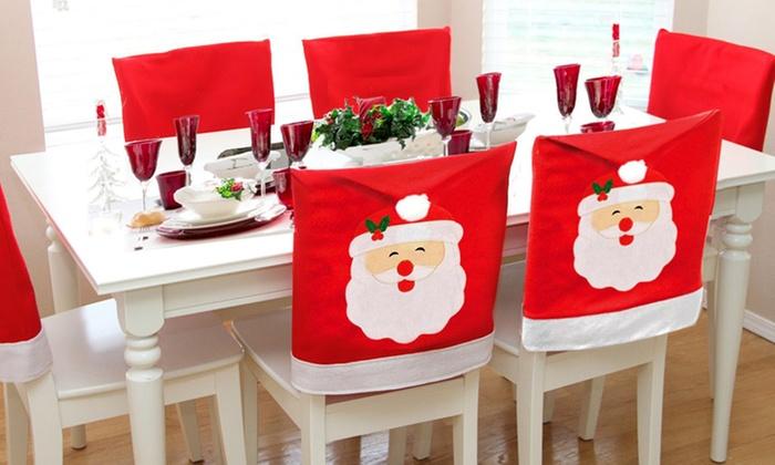 2, 4 o 6 coprisedia natalizi con Babbo Natale a partire da 8,99 </p>                     </div>                     <div id=