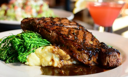 $18 for $30 Worth of American Food at Lake Forest Bar & Grill