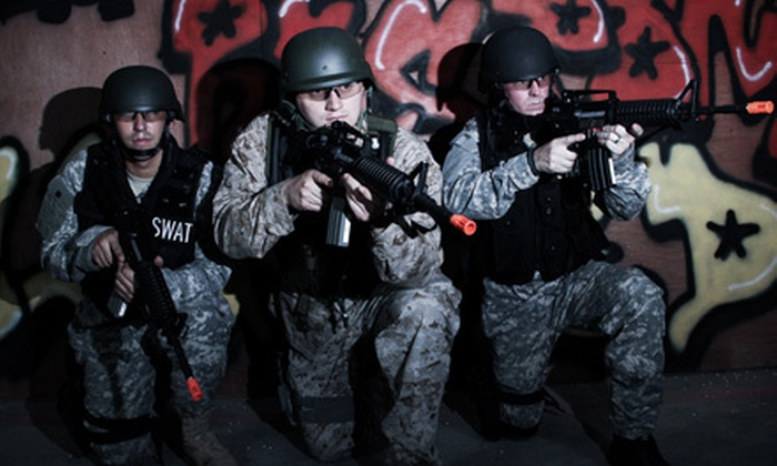 Tactical Response Unleashed - Dale: Two-Hour Tactical-Training Experience for Two or Four at Tactical Response Unleashed (Up to 51% Off)