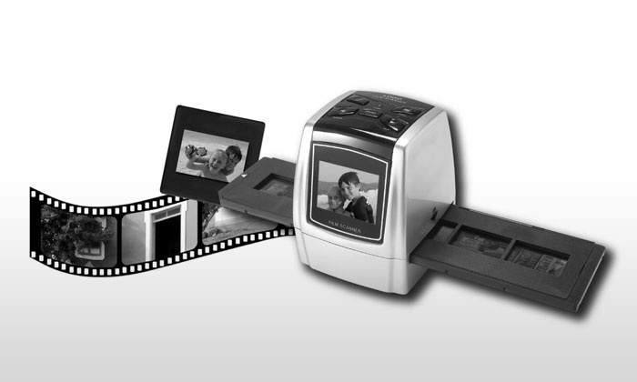 scanner diapositives groupon shopping. Black Bedroom Furniture Sets. Home Design Ideas