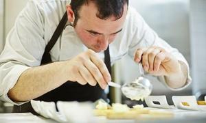 Restaurant Erasmus: 5-Gänge-Gourmet-Degustationsmenü für Zwei im Restaurant Erasmus (41% sparen*)