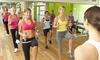 Zajęcia fitness i taniec: 4-12 wejść