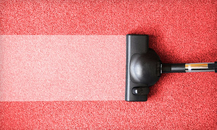 Michael's Carpet Care - Jacksonville Beach: $69 for a Deep Carpet Cleaning in Three Rooms from Michael's Carpet Care ($185 Value)