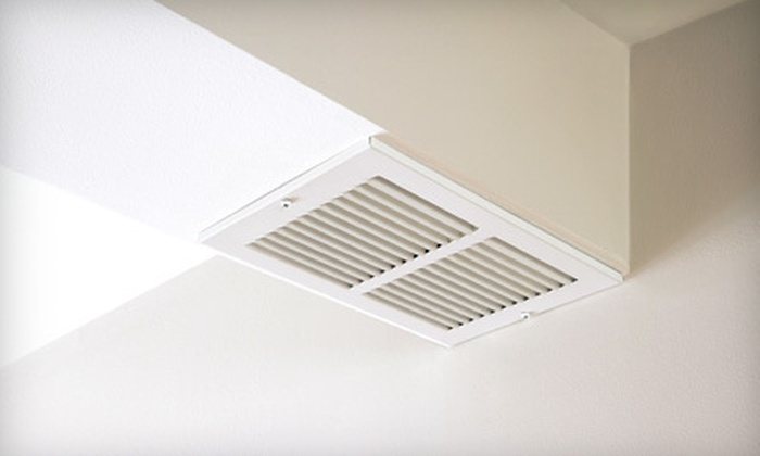 Aspen Air - Minneapolis / St Paul: Duct Cleaning With Optional Furnace and Air-Conditioner Tune-Ups from Aspen Air (Up to 84% Off). Four Options Available.