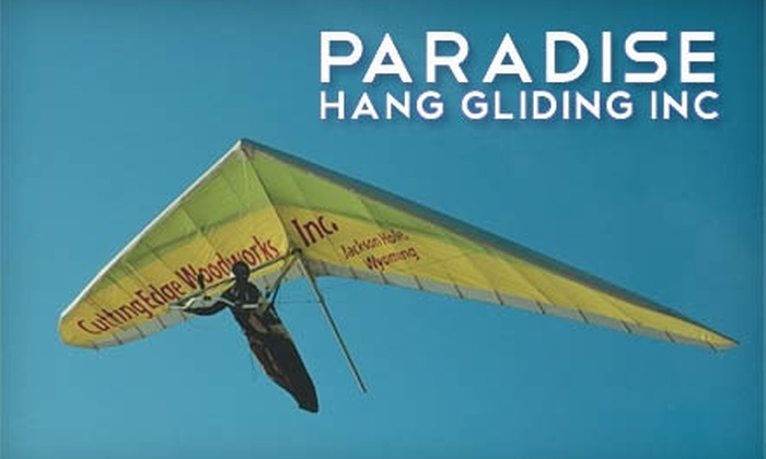 Paradise Hang Gliding, Inc. - Naples: $74 for an Introductory Lesson or Tandem Flight at Paradise Hang Gliding, Inc. ($149 Value)