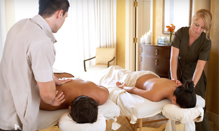 Washington Institute of Natural Medicine - AU Park - Friendship Heights - Tenley: $87 for a Two-Hour Couples Massage Class at Washington Institute of Natural Medicine ($175 Value)