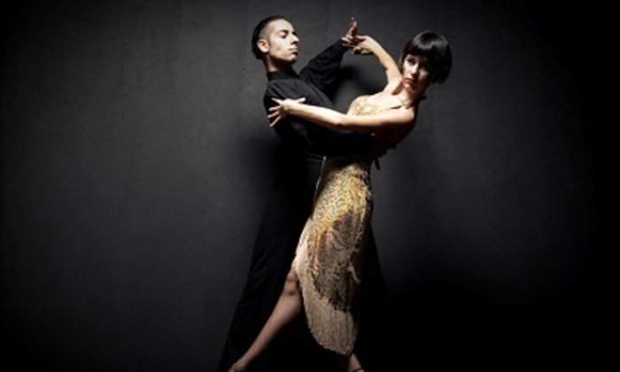 Salsabor Tropical - Multiple Locations: $20 for Four Latin Dance Classes at Salsabor Tropical ($40 Value)