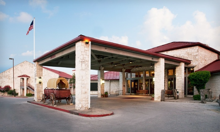 null - San Antonio: Stay with Optional Dining Credit at YO Ranch Hotel and Conference Center in Texas Hill Country, with Dates into January