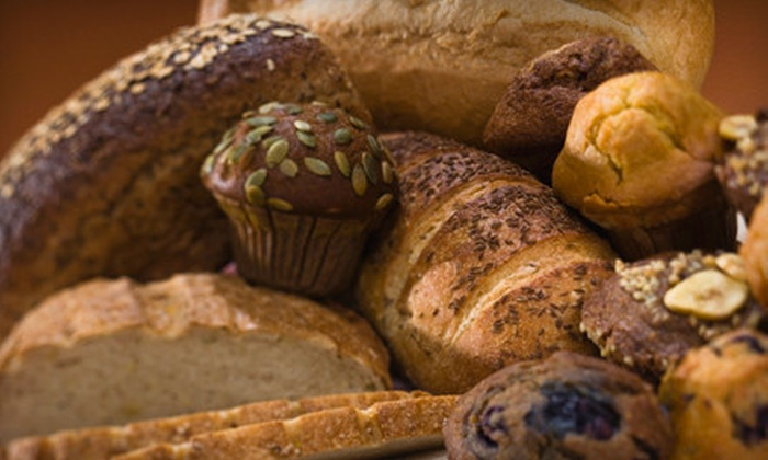 The Breadery - The Breadery: Baked Goods at The Breadery in Catonsville (Half Off). Two Options Available.