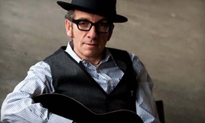 Elvis Costello - Downtown Indianapolis: One Ticket to See Elvis Costello at the Murat Theater at Old National Centre on September 26 at 7:30 p.m. (Up to $62.50 Value)