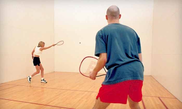 Fitness Forum - London: One-Month Racquetball Membership, or One-Month Squash Membership with Racquet and Ball at Fitness Forum (Up to 75% Off)