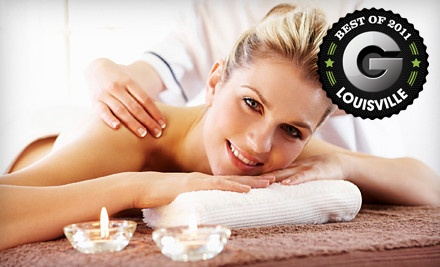 Choice of Two Select Services - CC Spa in New Albany