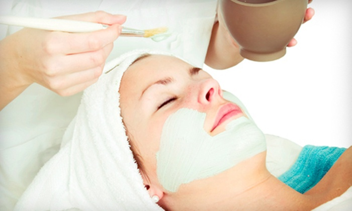 Doll Face Skin Studio - Northwest Columbia: $65 for an Organic Microdermabrasion Package with Mask and Hand Massage at Doll Face Skin Studio in Irmo ($140 Value)