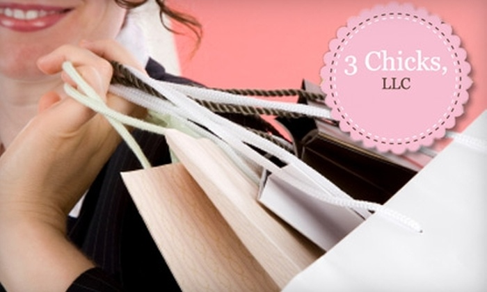 3 Chicks LLC - Montclair: $10 for $20 Worth of Unique, Personalized Gifts at 3 Chicks, LLC