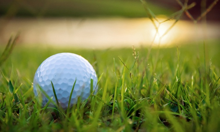 Lemoore Golf Course - Lemoore: Weekend or Weekday Golf Outing for Two with Cart and Range Balls at Lemoore Golf Course