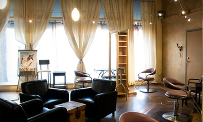 Jigsaw for Hair - Downtown: $25 for $50 Worth of Salon Services at Jigsaw for Hair