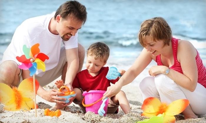 Sea Shells Beach Club - Daytona Beach: $80 for One-Night Stay at Sea Shells Beach Club (Up to $169 Value)