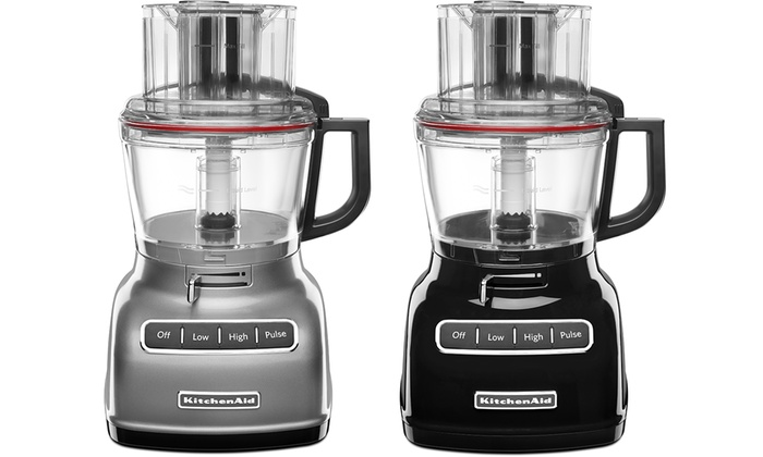 Kitchen Aid Food Processor N Off Pulse