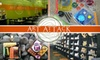 Art Attack Inc - Hill Country Galleria: $10 for $20 Worth of Paint-Your-Own Pottery, Glass Fusing, and More at Art Attack