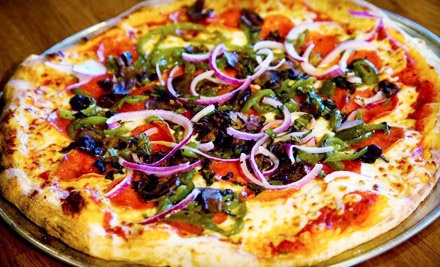 Buckhead Pizza Co.: Meal for 2 (up to $34.40) - Buckhead Pizza Co. in Atlanta