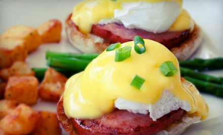 2 Breakfast or Lunch Entrees (up to a $25 value) - Dish Cookhouse in Sidney