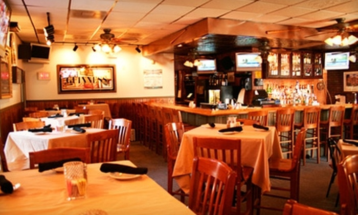 The Staubs Landing Restaurant & Pub - Hanover: $20 for $40 Worth of Steak, Seafood, and Pub Fare at The Staub's Landing Restaurant & Pub in Hanover