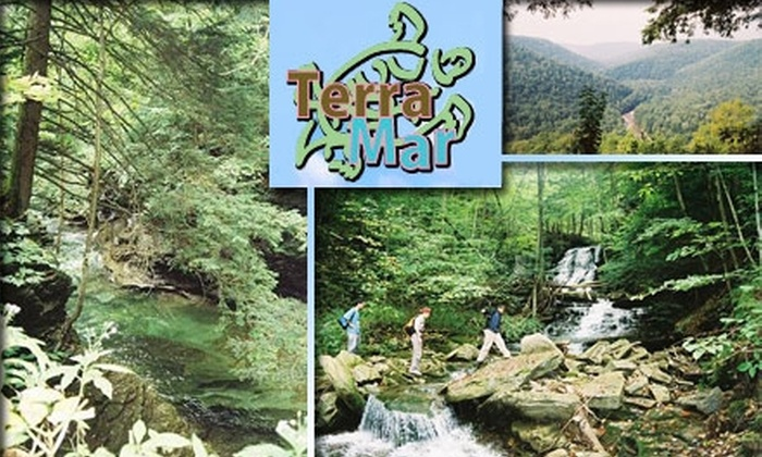 TerraMar Adventures - Philadelphia: $15 for Two Hikes with TerraMar Adventures ($30 Value)