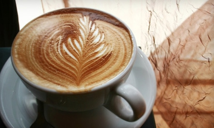 Caffe Sola - Central Business District: $5 for $10 Worth of Café Fare at Caffe Sola