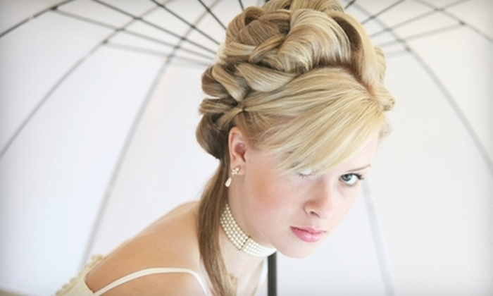 Montage Studio Salon - Eagle: $50 for $100 Worth of Hair Services at Montage Studio Salon