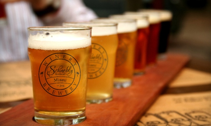 Schnebly Redland's Winery - Homestead: $25 for Beer-Tasting Package for Two at Schnebly Redland's Winery in Homestead (Up to $56 Value)
