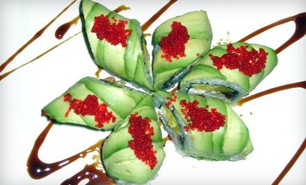 $50 Groupon to Hikaru Sushi - Hikaru Sushi in Arlington