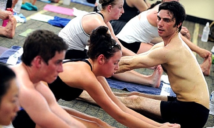 Bikram Yoga Kitchener | Waterloo - Westmount: $18 for a Three-Class Package at Bikram Yoga Kitchener | Waterloo (Up to $54 Value)