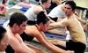 Bikram Yoga Kitchener   Waterloo - Westmount: $18 for a Three-Class Package at Bikram Yoga Kitchener   Waterloo (Up to $54 Value)