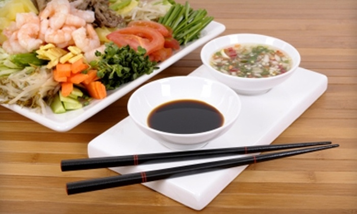 Malaya Restaurant - Atlanta: Pan-Asian Fare and Drinks for Lunch or Dinner at Malaya Restaurant