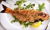Aqualis Grill - Fort Greene: $20 for $40 Worth of Mediterranean-Inspired Cuisine and Drinks at Aqualis Grill