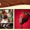 Half Off a Dozen Chocolate Strawberries