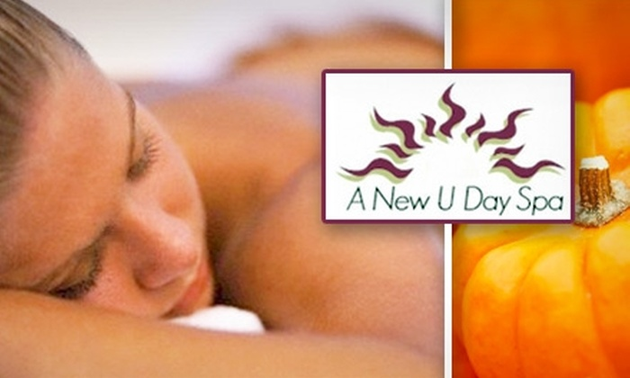 A New U Day Spa - Arrowhead Meadows Association: $35 for a Rejuvenating Facial at A New U Day Spa in Chandler ($75 Value)