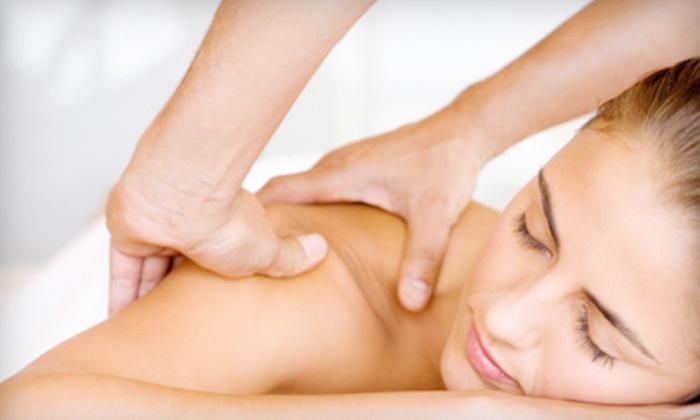 Soluna Holistic Spa - East Harlem: $45 for a 45-Minute Swedish Massage and 15-Minute Infrared-Sauna Session at Soluna Holistic Spa ($105 Value)