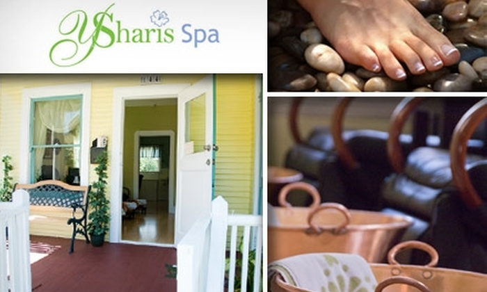 Y'Sharis Spa - Monrovia: $25 for a Mani-Pedi at Y'Sharis Spa ($50 Value)