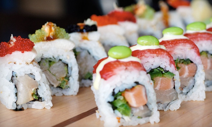 Tank Sushi - Ravenswood: $20 for $40 Worth of Sushi and Japanese Fusion Fare at Tank Sushi