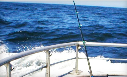 Crab Fishing Trip for Two ($90 Value) - Captain's Reel Deep Sea Fishing in Newport