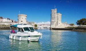 Bateau Ecole Défi: Permis bateau côtier comprenant théorie et pratique à 199 € avec Bateau Ecole Défi