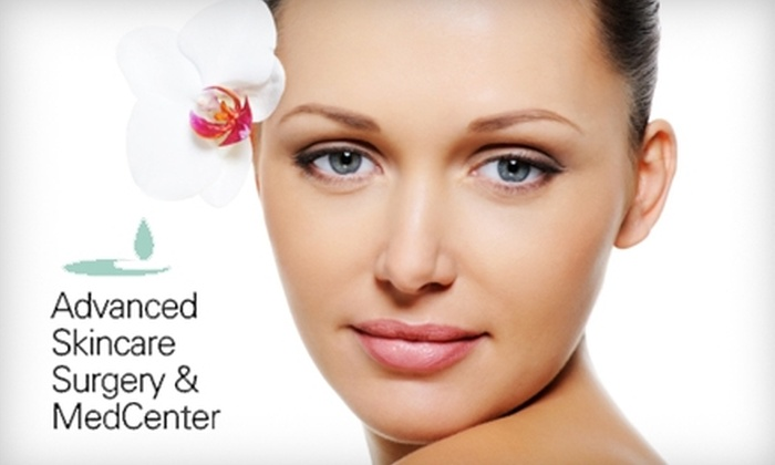 Advanced Skincare Surgery & Medcenter - Fullerton: $99 for Your Choice of Photofacial or Skin-Stamping Treatment at Advanced Skincare Surgery & MedCenter in Fullerton (Up to $350 Value)