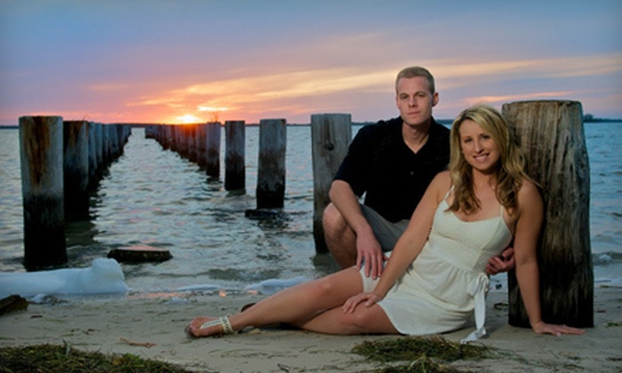 John Paul Kindig Photography - Clearwater: $35 for an On-Location or In-Studio Photo Session with Prints and an Image DVD from John Paul Kindig Photography ($325 Value)